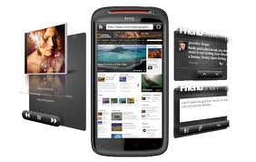 HTC Sensation XE Sense UK