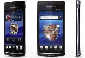 Sony Xperia Arc Black Deals
