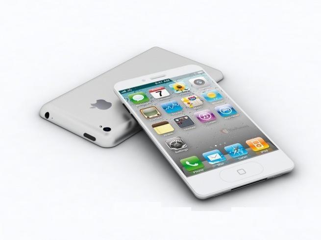 iPhone5 white UK