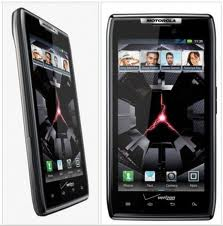 Motorola Droid RAZR UK